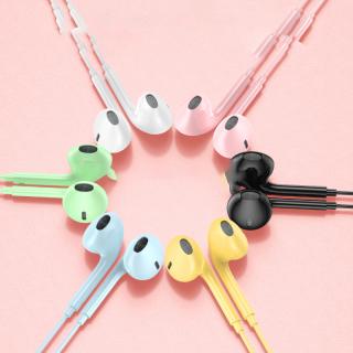 VLO0290 Tai nghe nhét trong Tai nghe đa chức năng Hiệu ứng âm thanh tốt với micro nhiều màu Hot trend thumbnail