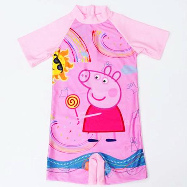 Giá bán Đồ bơi liền thân cho bé trai và bé gái 5-10 tuổi họa tiết hoạt hình đáng yêu nhiều màu sắc BBShine – DB013