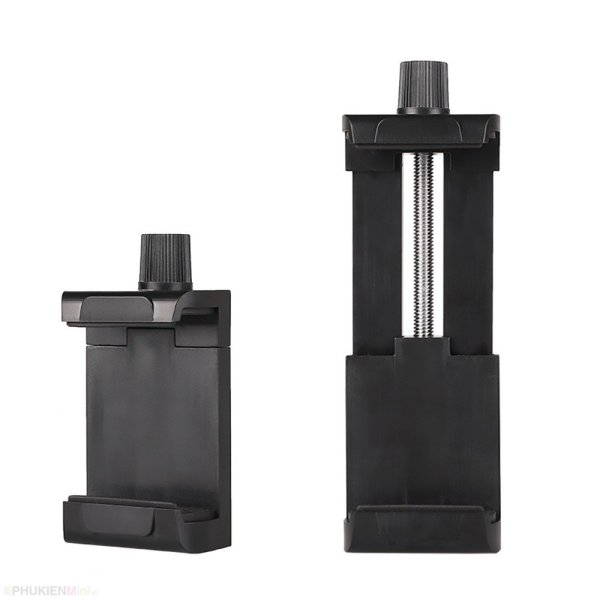 [HCM]Kẹp điện thoại vặn bằng đinh ốc dành cho các dòng điện thoại lớn kẹp gắn điện thoại lên giá đỡ tripod (không gồm giá đỡ)