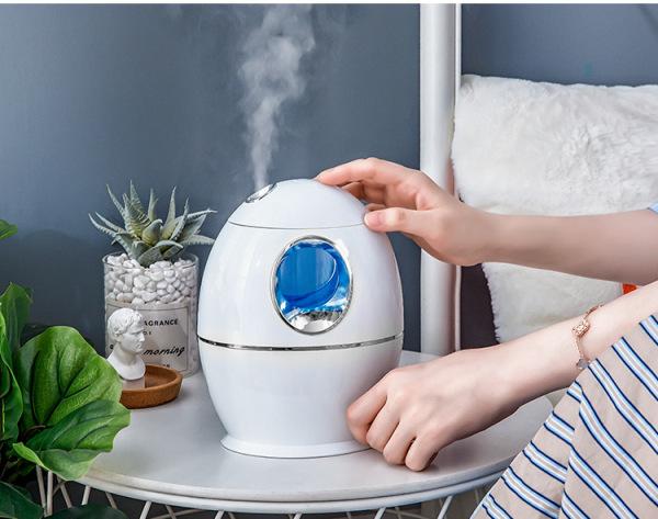 Bảng giá Máy phun sương tinh dầu có đèn 1000ml, máy khuếch tán tinh dầu, xông tinh dầu phun sương - giúp thanh lọc không khí, lan tỏa mùi hương dễ chịu - an toàn và dễ sử dụng Điện máy Pico