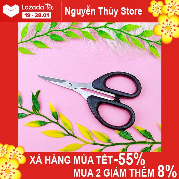 Mua Kéo ZhengTian S-005 đầu nhỏ cực bén giá rẻ và chất lượng ✓Kéo cắt giấy ✓kéo mini ✓kéo tiện dụng ✓Nguyễn Thùy Store
