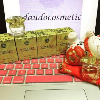 [ mini ] Nước hoa Versace Yellow EDT 5ml thumbnail