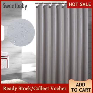 Bán Nóng Rèm Phòng Tắm Chống Ẩm Chống Ẩm Bền Với Móc thumbnail