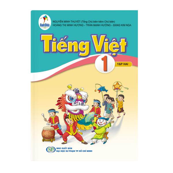 Mua Sách - Tiếng Việt Lớp 1 tập 2 ( Cánh Diều )