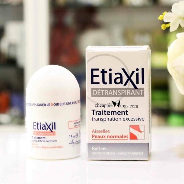 Lăn Khử Mùi Etiaxil 15ml – Đỏ