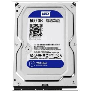Ổ Cứng HDD 500GB 3.5 inch WD Western Dùng Cho PC Box Di Động Cùng Nhiều Thiết Bị Lưu Trữ Bảo Hành 24 Tháng 1 Đổi 1 thumbnail