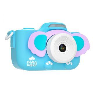 Máy ảnh CLEVER HIPPO TOY - Máy chụp hình với ốp chống sốc - Voi con mạnh mẽ - Mã SP EP YT006 thumbnail