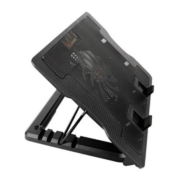 Đế tản nhiệt Laptop cao cấp N88, đế tản nhiệt laptop 1quạt thông minh bảo vệ máy tính