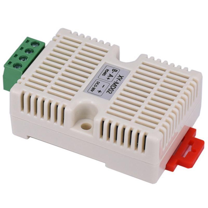 Temperature Humidity Transmitter RS485 SHT20 Sensor Modbus RTU Acquisition Module Transducer High Precision