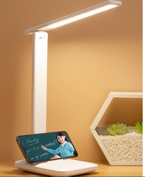 Bảng giá Đèn cảm ứng -Đèn bàn đọc sách báo thông minh cắm cổng USB