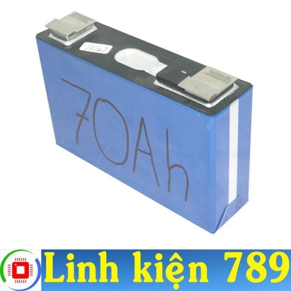 Pin Lithium pin phosphate 3.7V 70Ah - Linh Kiện 789