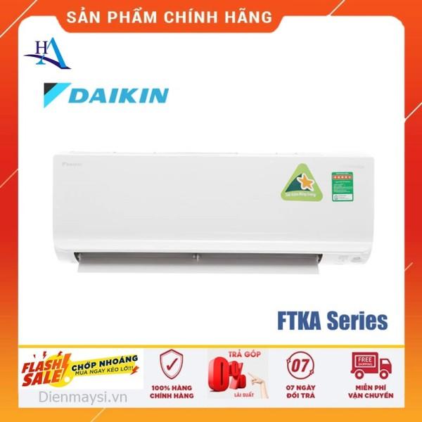 [HCM]Máy lạnh Daikin Inverter 1 hp FTKA25UAVMV (Miễn phí giao tại HCM-ngoài tỉnh liên hệ shop)