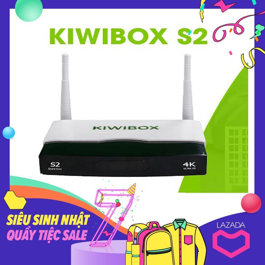 Androi Tv Box Kiwibox S2 RAM 1G, ROM 8G 2019