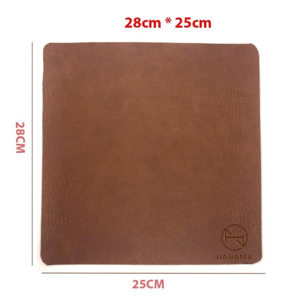 Bảng giá LÓT CHUỘT BẰNG DA SIÊU NHẠY KÍCH THƯỚC 28x25cm Phong Vũ