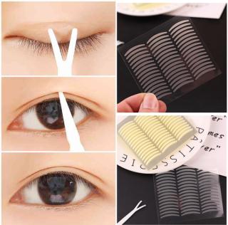 Combo 96 miếng dán tạo mắt 2 mí siêu nhanh + Tặng kèm cây kích mí chữ y - Phụ kiện trang điểm giá rẻ - Lavy Store thumbnail