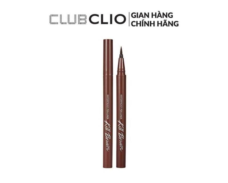 Viền Mắt Clio Waterproof Pen Liner 0.55ml