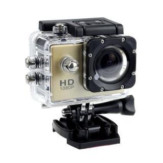 Quà Tặng Trị Giá 399K-Camera Hành Trình Waterproof Sports Cam Full HD1080P Camera Hành Trình Sport Full Hd 1080 Cao Cấp, Chống Bụi Chống Nước Tốt Camera hành trình giá rẻ cho xe máy,Camera hành trình tốt SJCAM SJ4000-HD1080P, hình ảnh rõ nét thumbnail