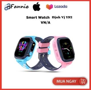 ( Nguyên Seal - Fullbox 100% ) Đồng hồ định vị trẻ em Y92 - Định vị từ xa - hỗ trợ lắp sim - nghe gọi - chống nước tốt - đàm thoại sms- Camera Tích Hợp Đèn Pin Gọi Video HD 4G Full Netcom - LỖI 1 Đổi 1 thumbnail