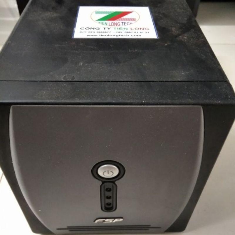 Bảng giá BỘ LƯU ĐIỆN (UPS) FSP EP1000 (1000VA600W) Phong Vũ