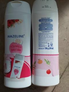 Sữa Tắm Trắng Da Hazeline 300g thumbnail