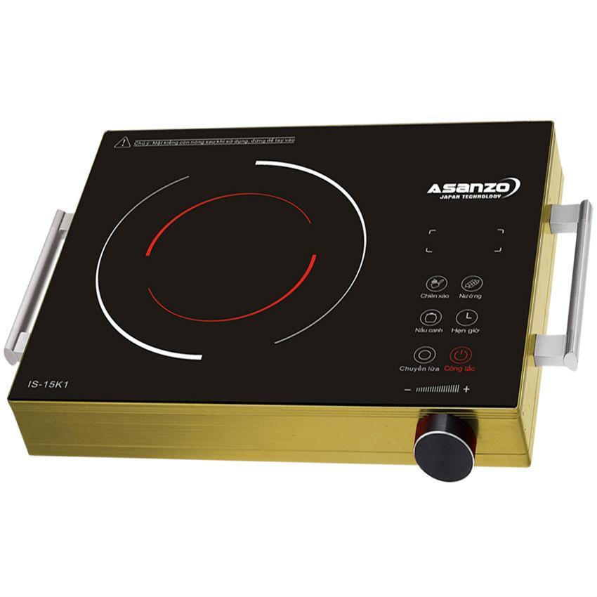 Bếp hồng ngoại ASANZO IS-15K1