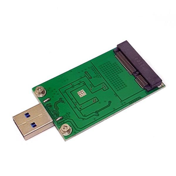 Bảng giá Mạch box mSATA USB3.0 MA3 Phong Vũ