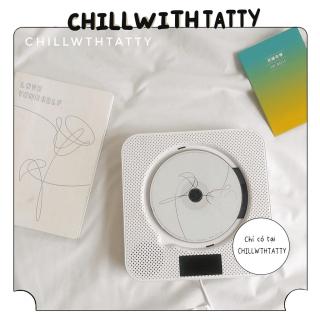 Máy chạy đĩa CD Player version 2.0 chính hãng Kecag - hỗ trợ chạy đĩa DVD, CD, nghe nhạc Bluetooth, USB, thẻ nhớ, FM - Chillwthtatty thumbnail