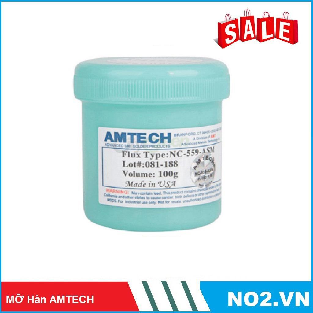 Mỡ Hàn AMTECH NC-559 ASM