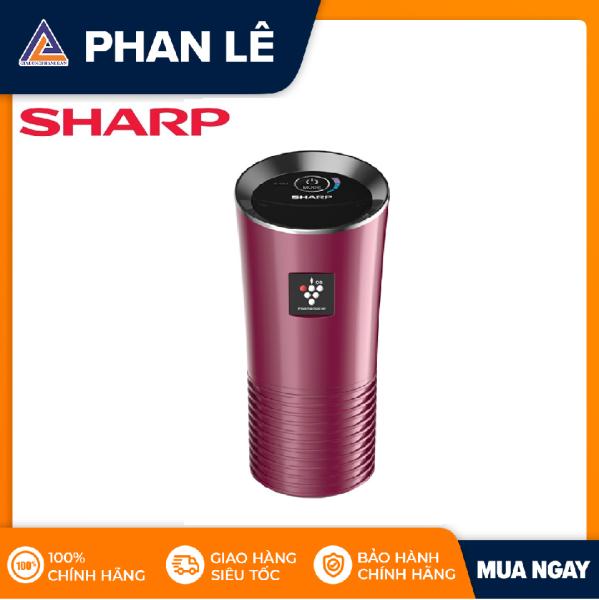 [VOUCHER GIẢM 8% TRÊN APP] Máy lọc không khí ô tô Sharp IG-GC2E-B/P/N (3 Màu)