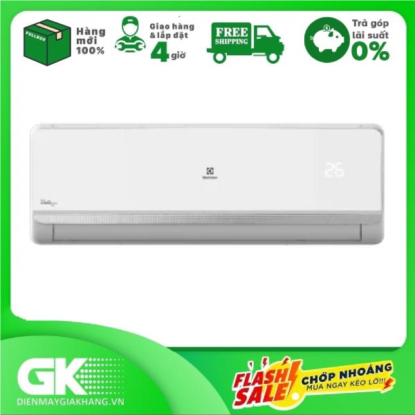 [Nhập ELMAY21 giảm 10% tối đa 200k đơn từ 99k]Máy lạnh Electrolux Inverter 1 HP ESV09CRR-C7