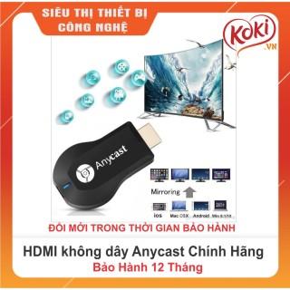 Ket noi dien thoai voi tivi qua Bluetooth, Bộ kết nối wifi cho tivi, Kết Nối HDMI- HDMI không dây AnyCast Dễ Dàng Kết Nối. BẢO HÀNH TOÀN QUỐC BỞI LUCKY STORE SG. thumbnail