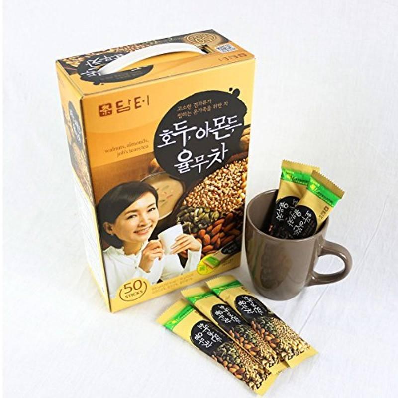 Bột ngũ cốc Hàn Quốc Damtuh (Hộp 15 gói)- CAM KẾT CHÍNH HÃNG