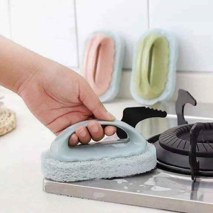 Bảng giá [Ngoc Luxury]  Bàn chải cọ bồn tắm, chậu rửa đa năng có tay cầm Điện máy Pico