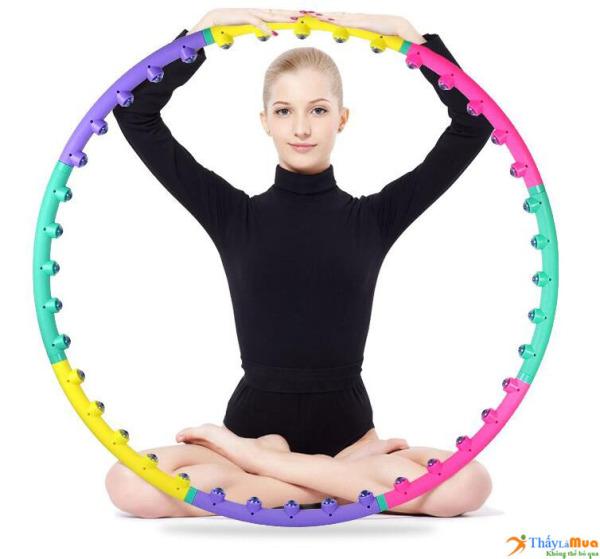 Bảng giá Vòng lắc eo giảm cân massage thon gọn 98cm ( công dụng hiệu quả cao,cho chị em, phụ nữ sau sinh hoặc tập gym,yoga )
