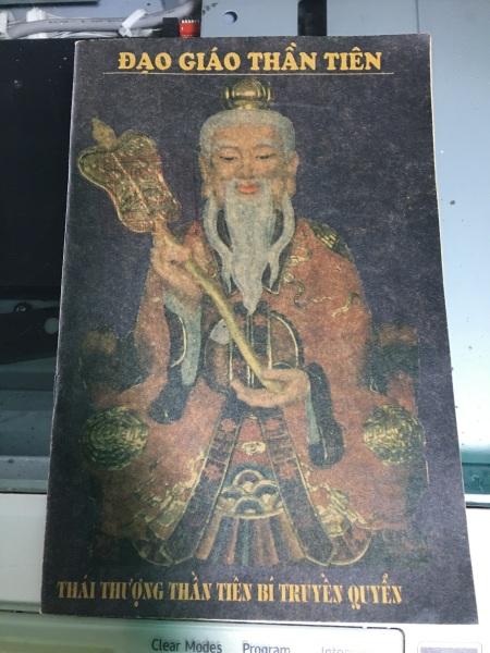 Mua Thái Thượng Thần Tiên Bí Truyền – Thái Thượng Lão Quân