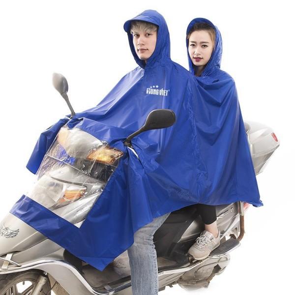 Giá bán áo mưa lực hường 2 đầu - hàng tốt