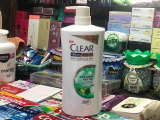 DẦU GỘI CLEAR BẠC HÀ 900G thumbnail