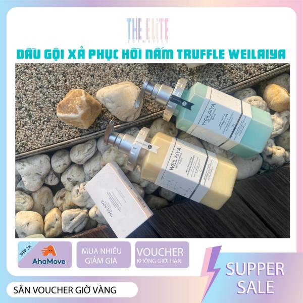 Dầu gội xả Weilaiya phục hồi đa tầng nấm Truffle giá rẻ
