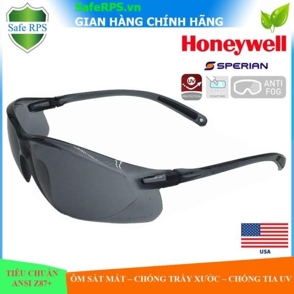 Giá bán Kính Honeywell 2 loại A700 và A800 trắng , râm , chống bụi , chống tia cực tím , chống nước , siêu nhẹ ôm sát mắt , tiêu chuẩn Mỹ - full hộp