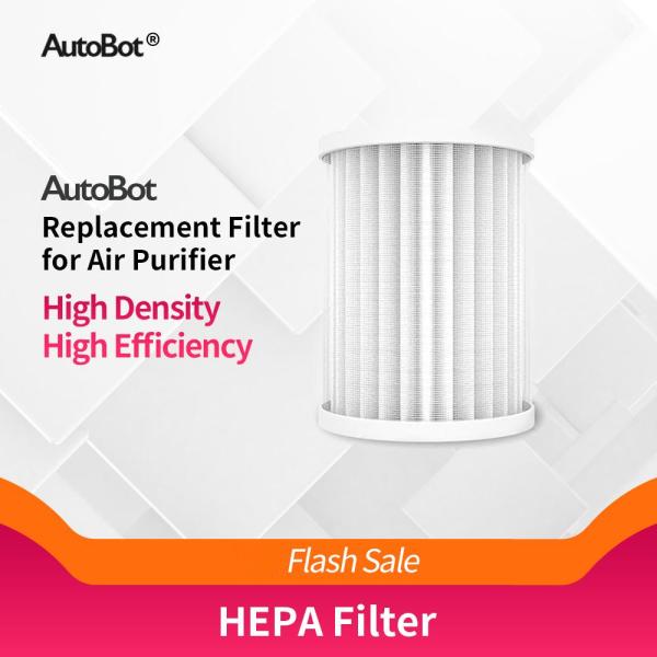 Bộ lọc HEPA ba lớp Autobot thay thế Cho máy lọc không khí Loại bỏ PM2.5 bụi formaldehyde 1 cái