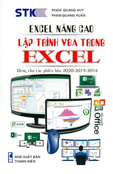 Mua Excel Nâng Cao - Lập Trình Vba Trong Excel