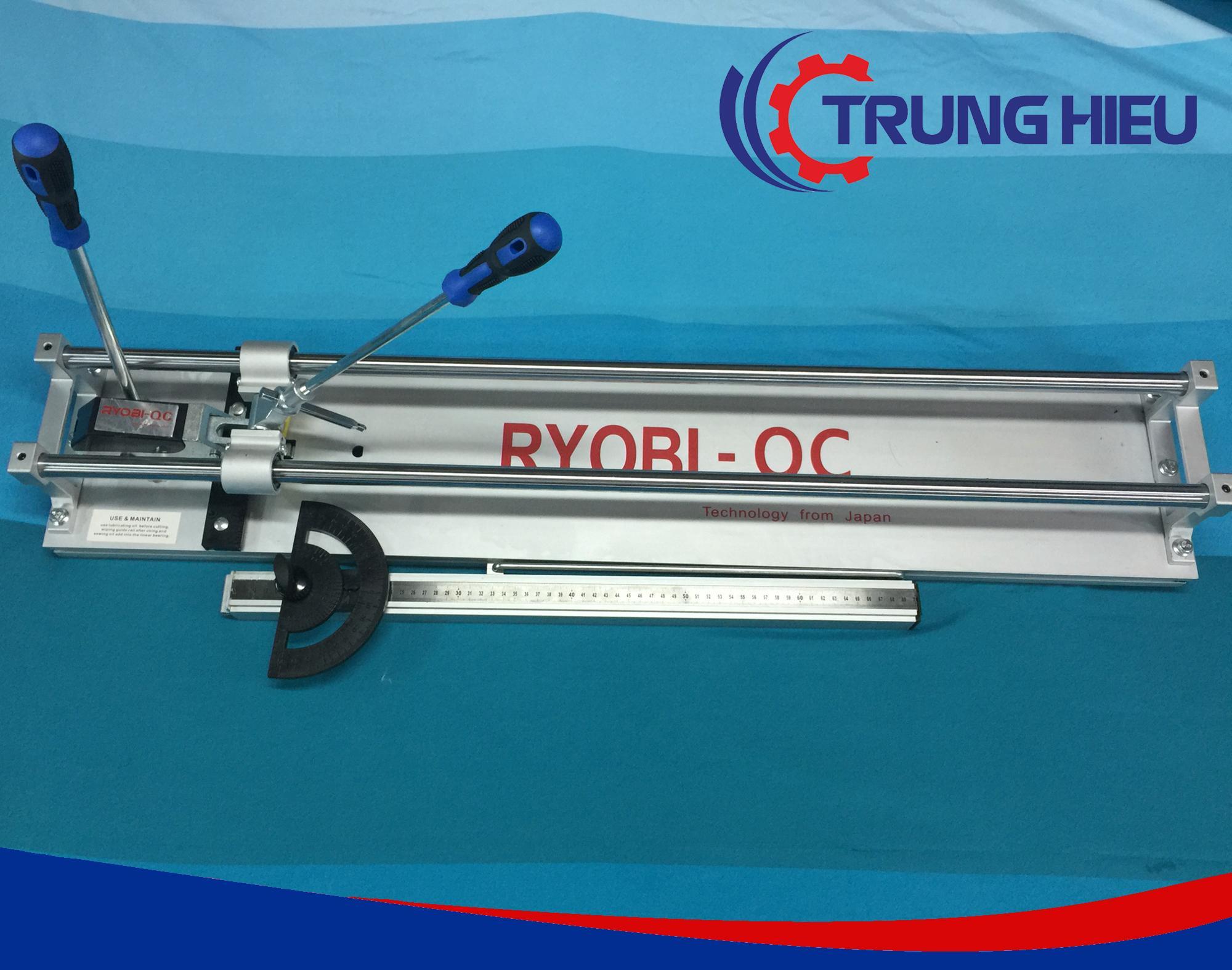 Bàn cắt gạch đẩy RYOBI-QC 600mm