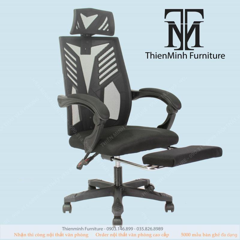 Ghế giám đốc, ghế ngủ, ghế gaming đa năng E-Sport W01(black)Tặng kèm miếng nót chuột vi tính cao cấp giá rẻ