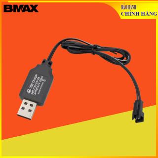 Sạc pin đồ chơi xe hơi ô tô điều khiển từ xa, sạc cho pin Niken 3,6V 4,8V chuẩn đầu ra SM cho xe mô hình, ô tô biến hình thumbnail