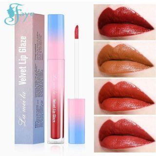 [SALE HOT] Son Kem Chất Tint Lameila Velvet Lips Glaze Auth Nội Địa Trung son lâu trôi son có dưỡng son môi đẹp có 5 màu cho bạn lựa chọn (tặng mạt nạ dưỡng da cao cấp khi mua 2sp) lam thumbnail