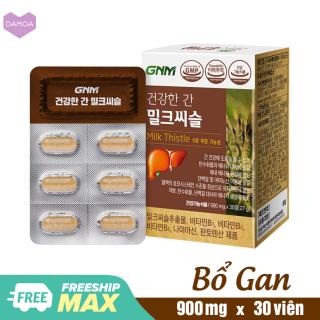 Viên uống Bổ gan - Phục Hồi Chức Năng Gan GNM Natural Milk Thistle Thực Phẩm Chức Năng Hàn Quốc thumbnail