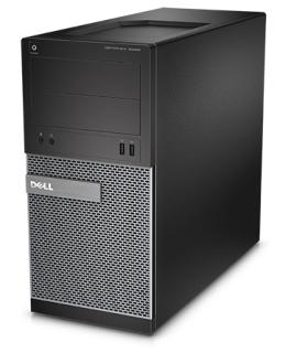 Máy bộ Dell 3010-9010MT, CORE I5 3470, Ram 4G, HDD 500GB thumbnail