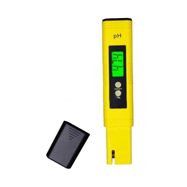 Bút đo độ PH, máy đo PH, dụng cụ đo PH (PH-2, Có đèn led)