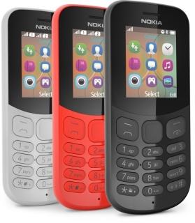 Điện thoại Nokia 130 2017 Chính Hãng 2 SIM - Kèm Phụ Kiện thumbnail