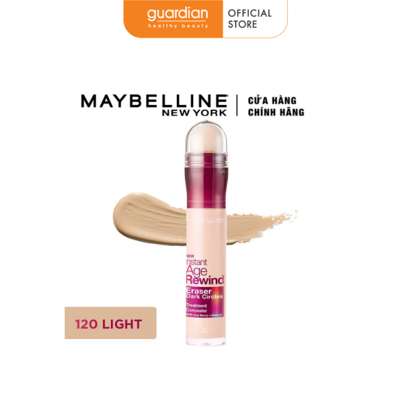 Bút Che Khuyết Điểm Maybelline New York Age Instant Age Rewind 6ml - Honey giá rẻ